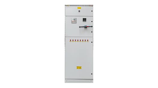 电容柜中电容在交流电路里可将电压维持在较高的平均值。近峰值,高充低放,可